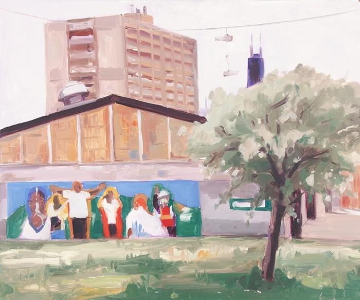 Cabrini Green, May 15th_2008