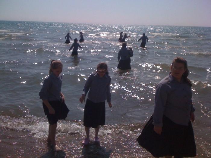 Menonite Swim